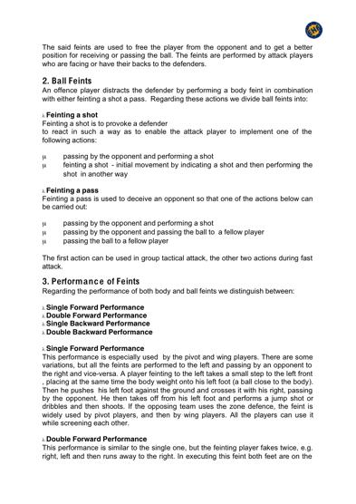 Basic Handball   Methods, Tactics, Technique